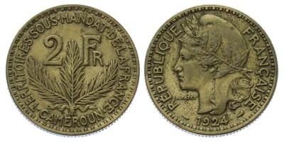2francos 1924