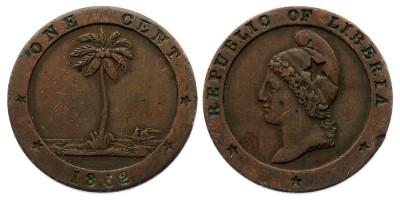 1cent 1862