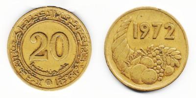 20 santimat 1972
