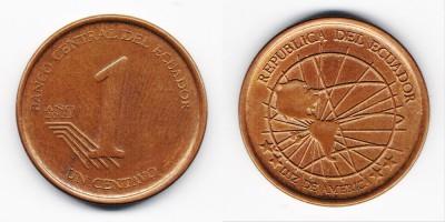 1 centavo 2003