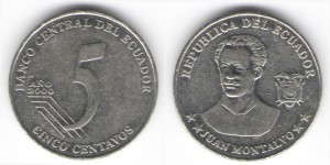 5 сентаво 2000 года