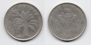 25 бутутов 1998 года