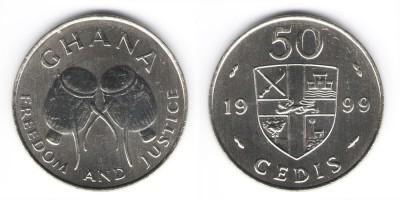 50 cedis 1999