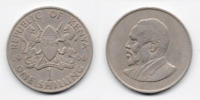 1 шиллинг 1966 года