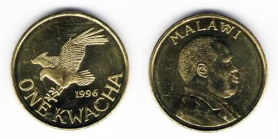 1 kwacha 1996