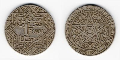 1 franc 1921