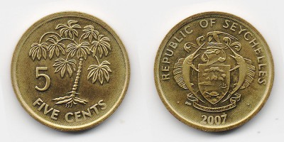 5 cents 2007