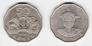 50 центов 1993 года