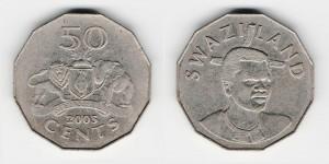 50 центов 2005 года