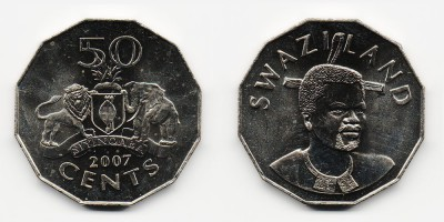 50 cents 2007
