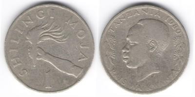 1 shilling 1980