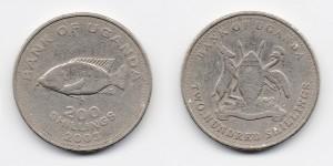 200 шиллингов 2003 года