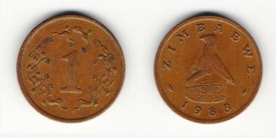 1 cent 1988