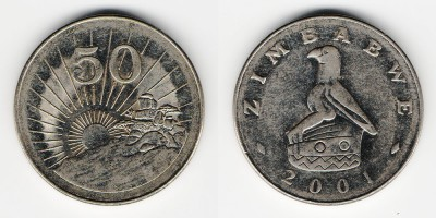 50 cents 2001