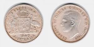 1 флорин 1940 года