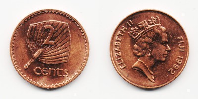 2 cents 1992