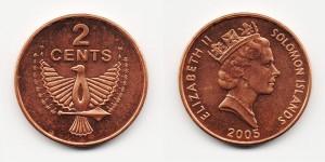 2 цента 2005 года