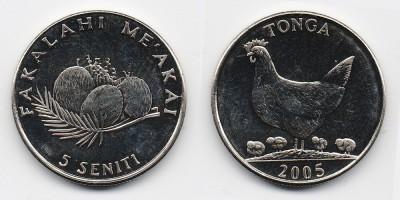 5 сенити 2005 года