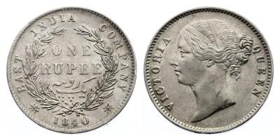 1rupee 1840