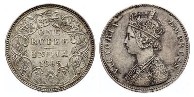 1rupee 1885