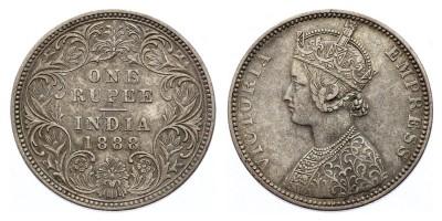 1rupee 1888