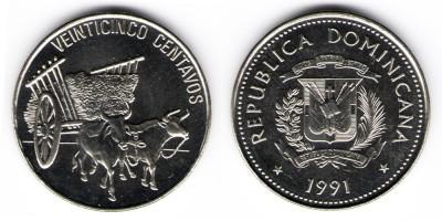 25 сентаво 1991 года