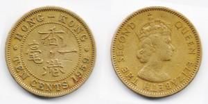 10 центов 1959 года