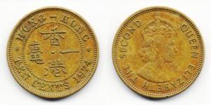 10 центов 1974 года