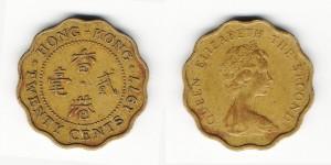 20 центов 1977 года