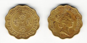 20 центов 1985 года