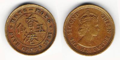 5 центов 1965 года