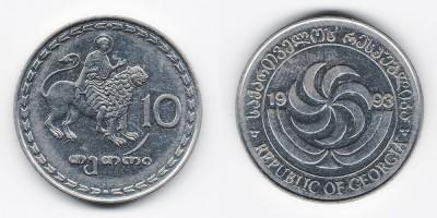 10 тетри 1993 года
