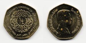 1/4 динара 2009 года