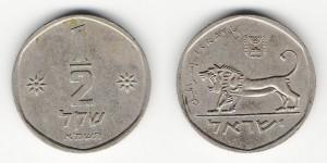 1/2 шекеля 1981 года