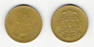 10 авос 1993 года