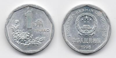 1 jiao 1998