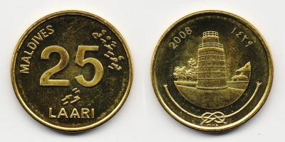25 laari 2008