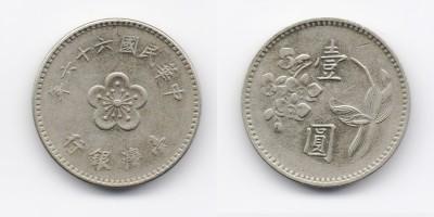 1 dollar 1975