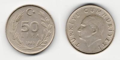 50 lira 1985