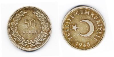 50 kurus 1948