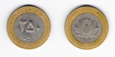 250 rials 2003