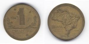 1 крузейро 1945 года