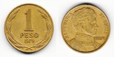 1 peso 1979