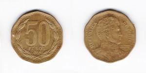 50 песо 2006 года