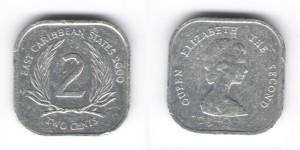 2 цента 2000 года