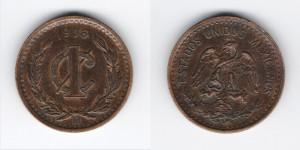 1 сентаво 1906 года