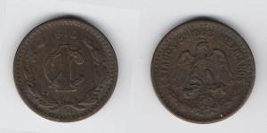 1 сентаво 1910 года