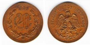20 сентаво 1935 года