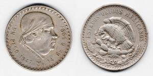 1 песо 1947 года
