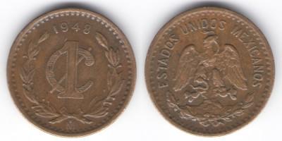 1 сентаво 1948 года
